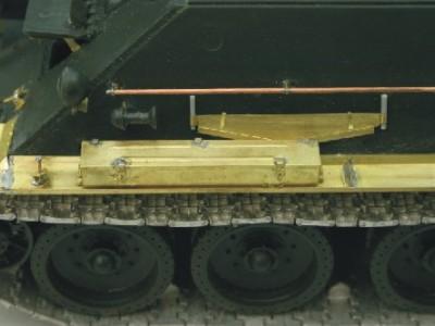 1:35 - Soviet tank destroyer SU122 - 9