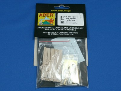 8,8cm Tiger I A/T Ammo with box - 3