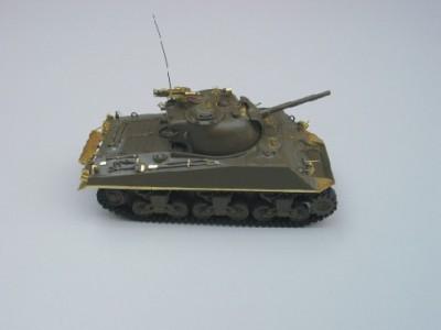 1:35 - Sherman M4 A1 from Tamiya - 6