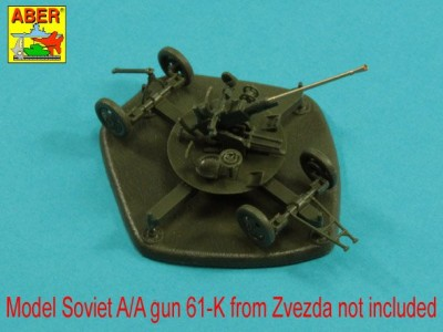 Barrel for Soviet 37mm 61-K Anti Aircraft Gun - 4