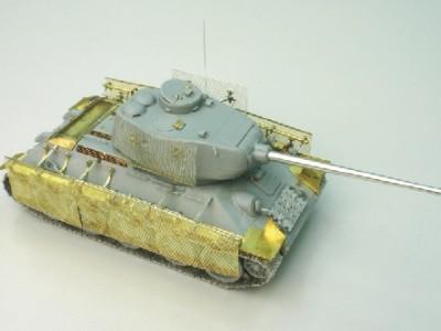 1:35 - Soviet medium tank T-34/85 - 5