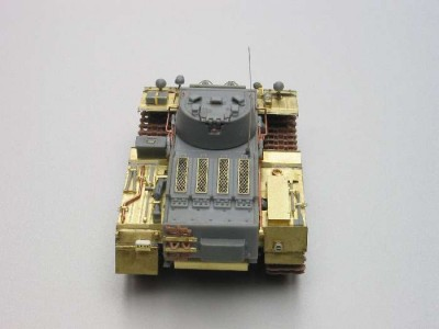 1:35 - Panzer I Ausf F from Alan - 5