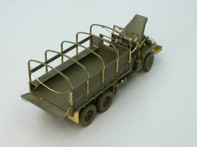 1:35 - US truck GMC 353 -from Tamiya model - 17