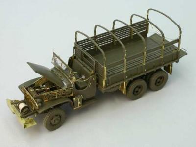 1:35 - US truck GMC 353 -from Tamiya model - 7