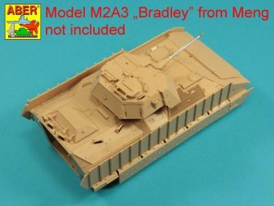 25mm M242 Bushmaste rribbed chain gun barrel  7,62mm M240 machine gun barrel used on late M2A3 Bradley or LAV-25 - 7
