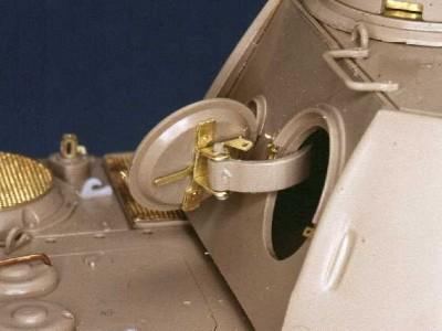 1:35 - Panther D - Italeri model - 12