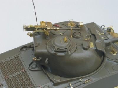 1:35 - Sherman M4 A1 from Tamiya - 12